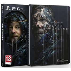 [Précommande] Death Stranding Édition spéciale sur PS4