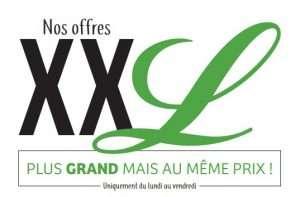 Opération XXL chez Léon de Bruxelles