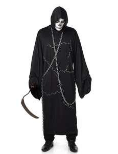 Déguisement Halloween Faucheur Enchaîné pour Hommes (Sans les Accessoires)