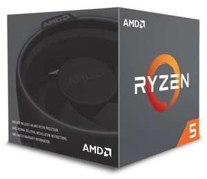 Processeur AMD Ryzen 5 2600X - 3,6 GHz