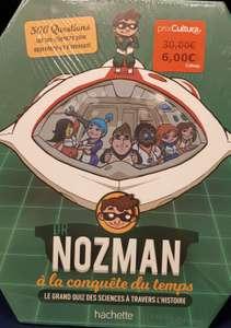 Quiz Hachette Dr Nozman à la conquête du temps