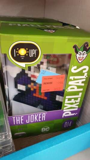 Figurine lumineuse Pixel pals The Joker - Carrefour Le mans (72)