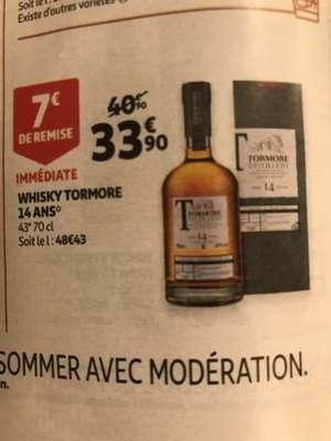 Bouteille de Whisky Tormore 14 ans - 70 cl