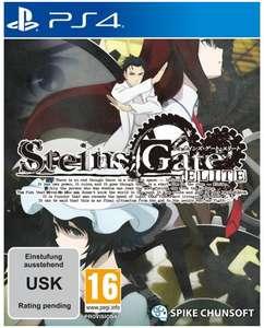 Jeu Steins gate elite sur PS4 (import allemagne, grooves-inc.fr)