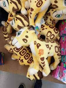 Peluche le Roi Lion (Capinghem 59)