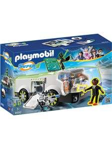 """Jusqu'à -50% sur une sélection de jouets Playmobil - Ex : Playmobile coffret """"Techno Caméléon"""""""