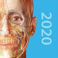 Application Atlas d'anatomie humaine édition 2020 sur iOS/Android