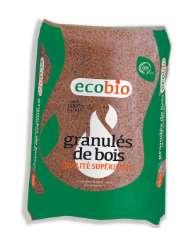 Palette de 72 sacs Granulés Ecobio (via 80€ sur la carte)