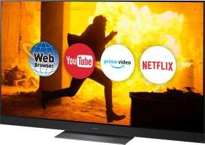 "TV OLED 65"" Panasonic TX-65GZ2000 4K - avec-sa.fr (via ODR de 500€)"