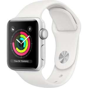 Montre Connectée Apple Watch 3 - 38mm (175.12€ avec BF12100)