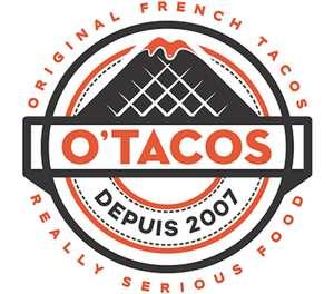 Sélection d'offres promotionnelles - Ex: Tacos Taille XL - O'Tacos Cergy (95)