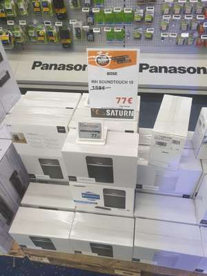 Enceinte Sans-fil Bose Soundtouch 10 (Frontaliers Luxembourg)