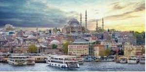 Sélection de séjours en Turquie dès 188€/personne - Ex: Vols A/R (7 au 11 février) + Hôtel (Seres Hôtel) à Istanbul pendant 4 jours