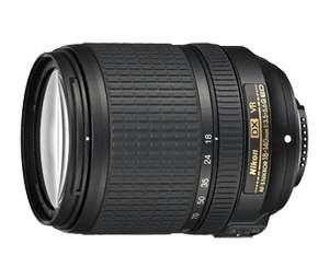 Objectif AF-S DX Nikon Nikkor 18-140mm f/3.5-5.6G ED VR