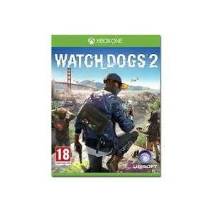 Watch Dogs 2 sur Xbox One (Vendeur Tiers)