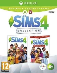 Les Sims 4 + Les Sims 4 Chiens et chats sur Xbox One