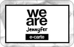 Carte cadeau Jennyfer d'une valeur de 100€ pour 85€