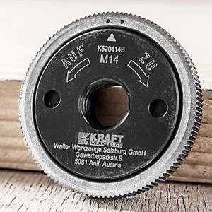 Écrou de serrage rapide m14 pour meuleuse d'angle