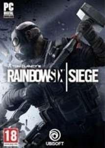 Tom Clancy's Rainbow Six Siege sur PC(Dématérialisé - Uplay)