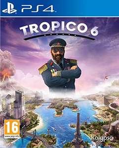 Tropico 6 sur PS4 ou Xbox One