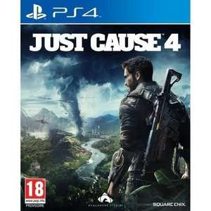 Just Cause 4 sur PS4