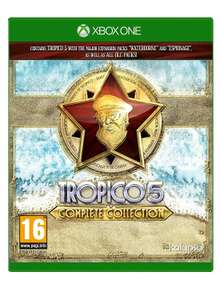 Tropico 5 - Édition Complète sur Xbox One (+ 0.95€ en SuperPoints)