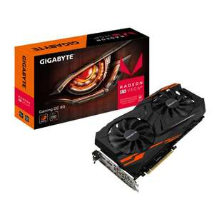 Carte Graphique Gigabyte Radeon RX Vega 64 GAMING OC - 8 Go (Reconditionné)