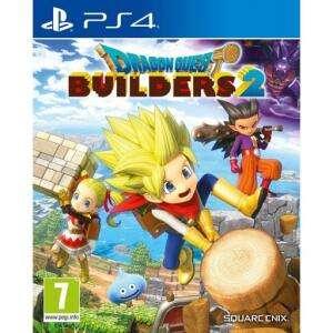 Jeu Dragon Quest Builders 2 sur PS4 - Auchan Saint-Genis-Laval (69)