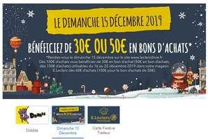 Jusqu'à 50€ en bon d'achat dès 150€ d'achat - Caen Cote de Nacre (14)