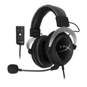 Casque audio Kingston HyperX Cloud II - avec microphone, Argent