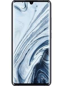 """[Clients RED by SFR] Smartphone 6.47"""" Xiaomi Mi Note 10 - 128 Go + Bracelet connecté Mi Band 4 (via 100€ remboursés sur facture + ODR 50€)"""