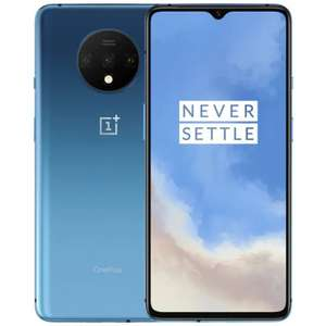 """Smartphone 6.55"""" Oneplus 7T - 128Go, 8Go de Ram, Bleu"""