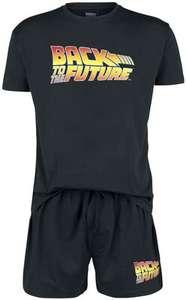 Pyjama Retour Vers le Futur - Tailles S à XXL