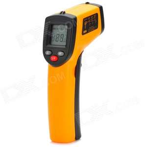 """Thermomètre Infrarouge BENETECH GM320 - LCD 1.2 """""""