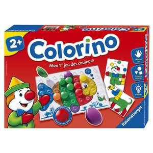 Sélection de jeux ou puzzles Ravensburger à 5€ (via ODR). Ex : Colorino à 5€ au lieu de 19.9€