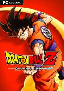 [Précommande] Dragon Ball Z Kakarot sur PC (Dématérialisé - Steam)
