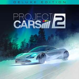 Project Cars 2 Deluxe Edition sur PS4 (Dématérialisé)