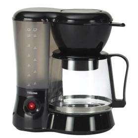 La cafetière électrique + Le café précieux en dosettes