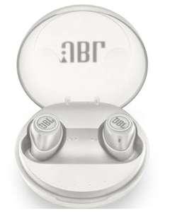 Écouteurs Sans-fil JBL True Wireless Free X - Blanc (63,99€ avec le code FETES2019)