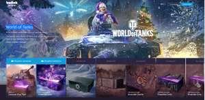 [Amazon / Twitch Prime] Contenu in-game pour World of tanks gratuit (Dématérialisé)