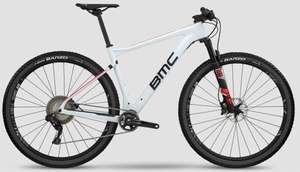 "VTT 29"" BMC Teamelite 01 TWO Modell (2019) - Blanc, XS,S, Xl"