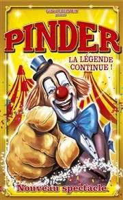 Place pour le Cirque Pinder: La Légende Continue - Paris (75)
