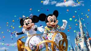 Séjour à Disneyland Paris l'Hotel Cheyenne 1 Nuit + Billets 2 jours / 2 Parcs pour 2 Adultes