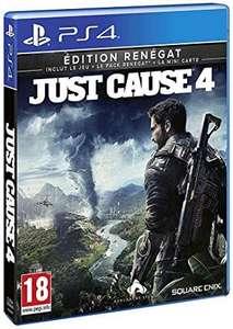 Just Cause 4 Edition Renégat sur PS4