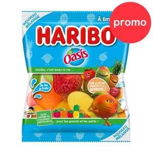 Sélection de produits en promotion - Ex : Paquet de bonbons Haribo Oasis (100g)