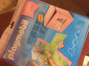 Boîte de rangement Playmobil (Frontaliers Belgique)