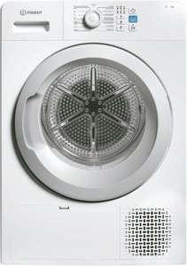 Sèche-linge pompe à chaleur Indesit YTM0871FR - 7 kg, A+