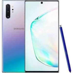 """Smartphone 6.8"""" Samsung Galaxy Note 10+ - 256 Go (759€ via le code SOL20DES)"""