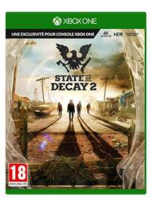 State of Decay 2 sur Xbox One