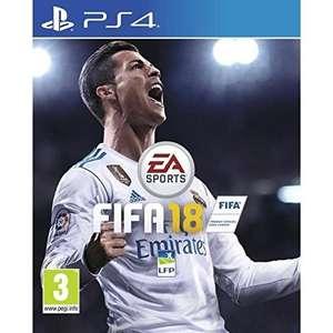 Fifa 18 pour PS4
